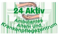 Ambulanter Pflegedienst 24-Aktiv Logo