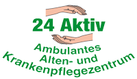 Ambulanter Pflegedienst 24-Aktiv Logo